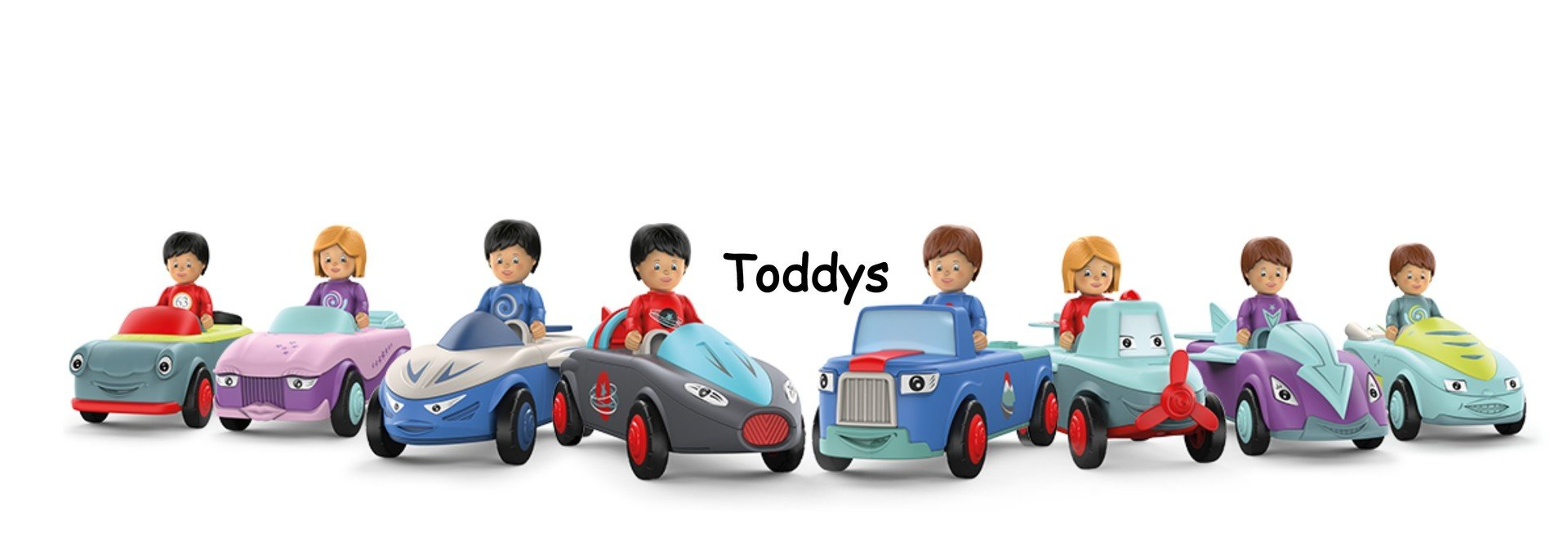 TODDYS-CARS-FOR-KIDS