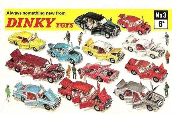 DINKY-TOYS