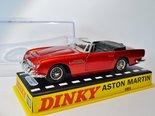 DINKY-TOYS-|-ASTON-MARTIN-DB5-CONVERTIBLE-1965-|-1:43