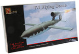 PEGASUS-HOBBIES-|-V1-FLYING-BOMB-WW2-(BOUWKIT)-|-1:18