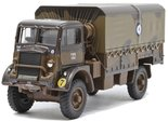 OXFORD-DIECAST-|-BEDFORD-QLD-RAF-2nd-TACTICAL-F--84-GRP-1944-|-1:76