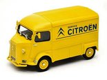 WELLY-|-CITROEN-TYPE-HY-SERVICE-CITROEN-1962-|-1:24