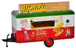 OXFORD-DIECAST-|-ALFONSOS-MOBILE-FOOD-TRAILER-|-1:76