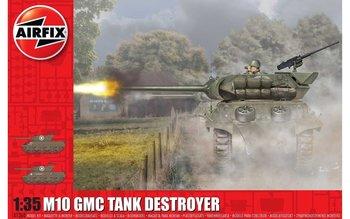 AIRFIX | M10 GMC U.S. ARMY (PLASTIC BOUWPAKKET)  | 1:35