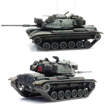 ARTITEC | M60A1 OLIVE GREEN (READY MADE) | 1:87