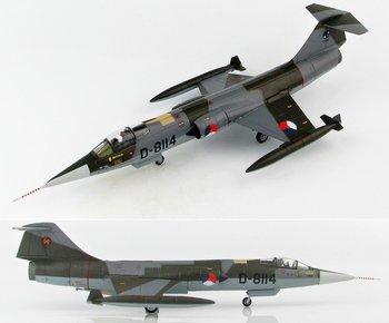 HOBBY MASTER | LOCKHEED F-104G STARFIGHTER KONINKLIJKE LUCHTMACHT 1984 | 1:72