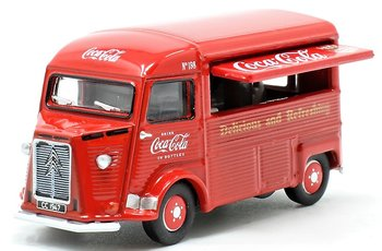 OXFORD DIECAST | CITROEN HY 'COCA COLA' | 1:76