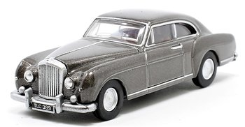 OXFORD DIECAST | BENTLY CONTINENTAL FASTBACK (GUNMETAL) 1956 | 1:76