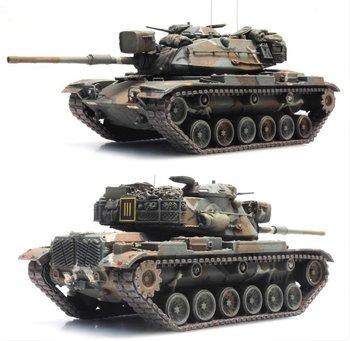ARTITEC | M60A1 MERDC (READY MADE) | 1:87