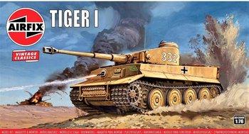 AIRFIX VINTAGE CLASSICS | TIGER I | 1:76