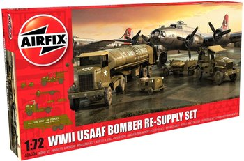 AIRFIX | WWII USAAF 8th AIR FORCE BOMBER RESUPPLY SET | 1:72