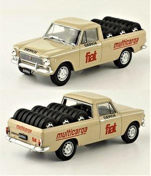 MAGAZINE MODELS | FIAT 1500 MULTYCARGA 'SERGI AUTOMOTORES' 1965 | 1:43