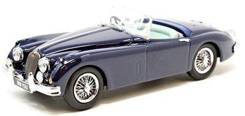 OXFORD DIECAST | JAGUAR XK150 ROADSTER (BLUE) 1957 | 1:43