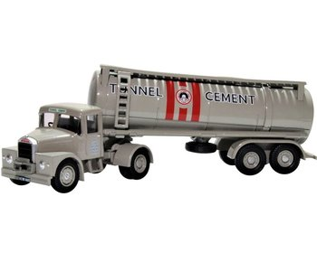 OXFORD DIECAST | SCAMMELL HIGHWAYMAN TANKER TUNNEL CEMENT 1954 | 1:76