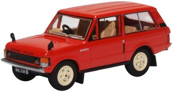 OXFORD DIECAST | RANGE ROVER CLASSIC (RED) | 1:76