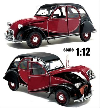 Z-MODELS | CITROEN 2CV CHARLESTON 1978 | 1:12