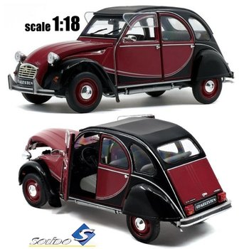 SOLIDO | CITROEN 2CV CHARLESTON 1978 | 1:18