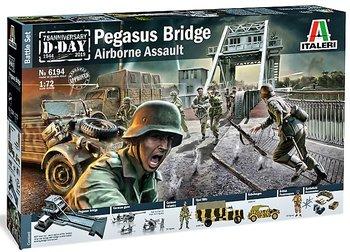 ITALERI   PEGASUS BRIDGE D-DAY 75°ANN.1944-2019 BATTLE SET   1:72