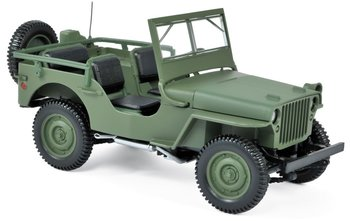 NOREV | JEEP WILLYS OLIVE GREEN 1942 | 1:18