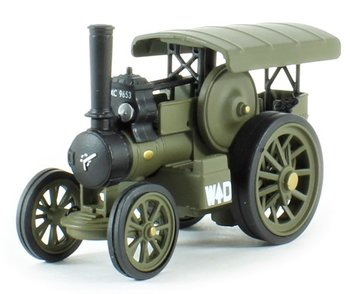 OXFORD DIECAST | FOWLER B6 STEAM LOCOMOTIVE TRACTOR WWI FRANCE 1920 | 1:76