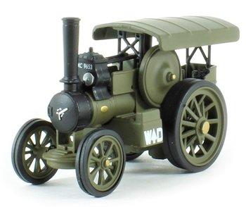 OXFORD DIECAST | FOWLER B6 STEAM LOCOMOTIVE TRACTOR WWI FRANCE 1920 | 1:76