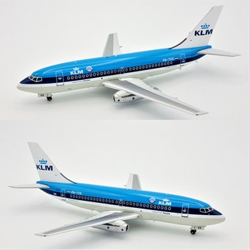 INFLIGHT200 | BOEING 737-200 KLM PH-TVX WITH STAND | 1:200
