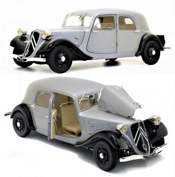 SOLIDO | CITROEN TRACTION 11B | 1:18