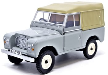 OXFORD DIECAST | LAND ROVER SERIES III SWB CANVAS | 1:43