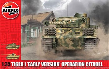 AIRFIX | TIGER I EARLY VERSION 'OPERATION CITADEL' (PLASTICBOUWPAKKET) | 1:35