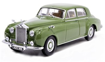 OXFORD DIECAST | ROLLS ROYCE SILVER CLOUD I (SMOKE GREEN) 1955 | 1:43