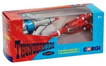 CORGI | THUNDERBIRDS CLASSIC TB1 & TB3 '50Th ANNIVERSARY' |