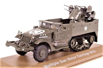 ATLAS | M16 MULTIPLE GUN MOTOR CARRIAGE (HALF-TRACK) USA 1942 | 1:43