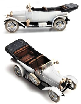 ARTITEC | AUDI 10/28 CIVIEL WIT 1911-'17 (READY-MADE) | 1:87