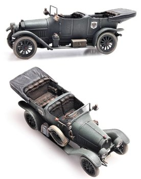 ARTITEC | AUDI 10/28 PS 1914-'18 (READY-MADE) | 1:87