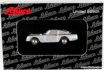 SCHUCO | ASTON MARTIN DB5 PICCOLO JAMES BOND 007 LIM.ED. | 1:90