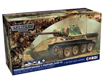 CORGI | PANZERKAMPFWAGEN V PANTHER (Ausf D) LIM.ED. | 1:50