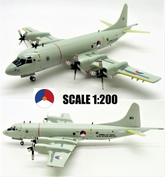 INFLIGHT200 | MLD KONINKLIJKE MARINE LOCKHEED P-3C ORION LIM. ED. | 1:200