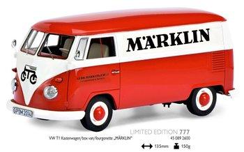 SCHUCO | VW T1 VOLKSWAGEN BESTELBUS 'MARKLIN' LIM.ED. | 1:32