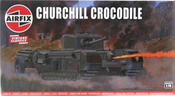 AIRFIX VINTAGE CLASSICS | CHURCHILL MKVIII CROCODILE WWII | 1:76