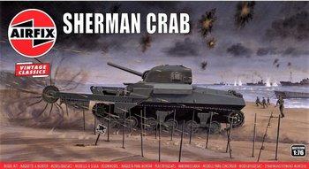 AIRFIX VINTAGE CLASSICS | SHERMAN CRAB WWII | 1:76