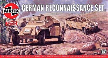 AIRFIX VINTAGE CLASSICS | GERMAN RECONNAISANCE SET WWII | 1:76