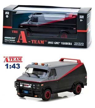 GREENLIGHT | THE A-TEAM GMC VANDURA 1983 | 1:43