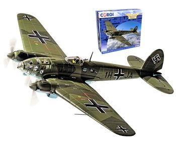 CORGI | HEINKEL HE111 H-2 1H+JA, Stab./KG26, 28th OCTOBER 1939, 'THE UMBIE HEINKEL' | 1:72