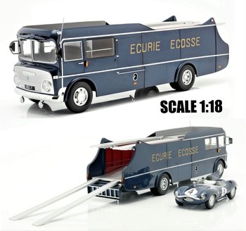 CMR | COMMER TS3 TEAM TRANSPORTER ECURIE ECOSSE 1959 | 1:18