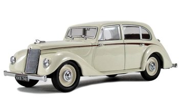 OXFORD DIECAST | AMSTRONG SIDDELEY LANCASTER (IVORY) | 1:18