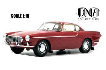DNA | VOLVO P1800 JENSEN (ROOD) 1961 | 1:18