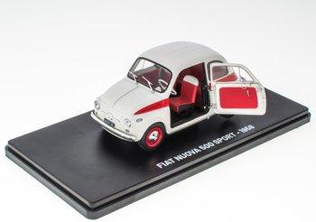 HACHETTE | FIAT 500 NUOVA SPORT 1958 | 1:24