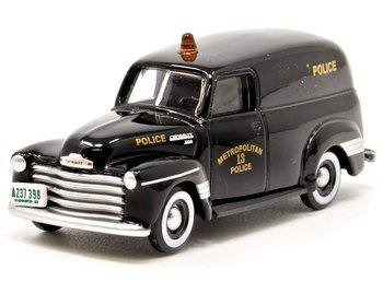 OXFORD DIECAST | CHEVROLET PANEL VAN WASHINGTON DC POLICE 1950 | 1:87