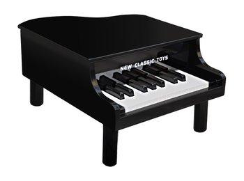 NEW CLASSIC TOYS - KLASSIEKE VLEUGEL (KINDER PIANO) - ZWART