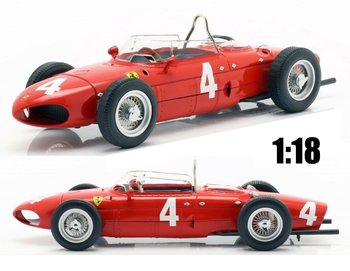 CMR | FERRARI 156 NO.4 WINNER GP BELGIUM WORLD CHAMPION F1 1961 | 1:18